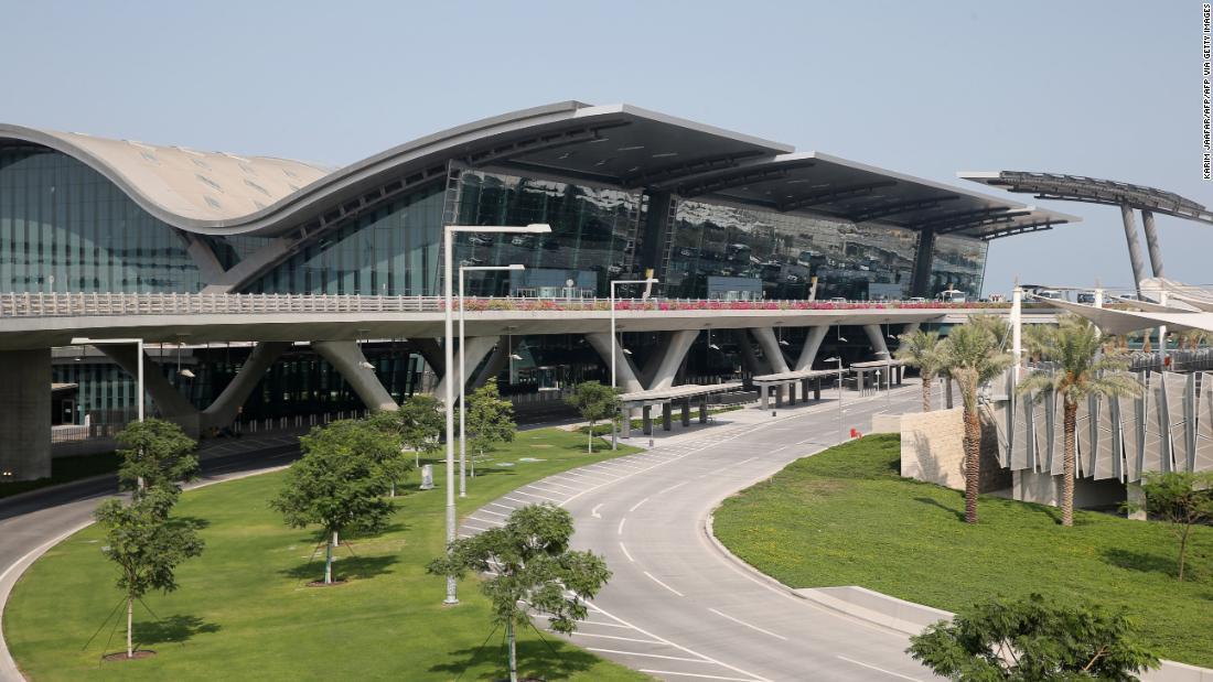 قطر مادر دختر تازه متولد شده ای را که در فرودگاه بین المللی رها شده شناسایی کرد
